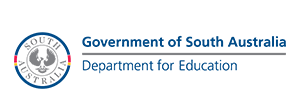 Department for Education and Child Development logo